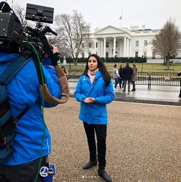 live at white house